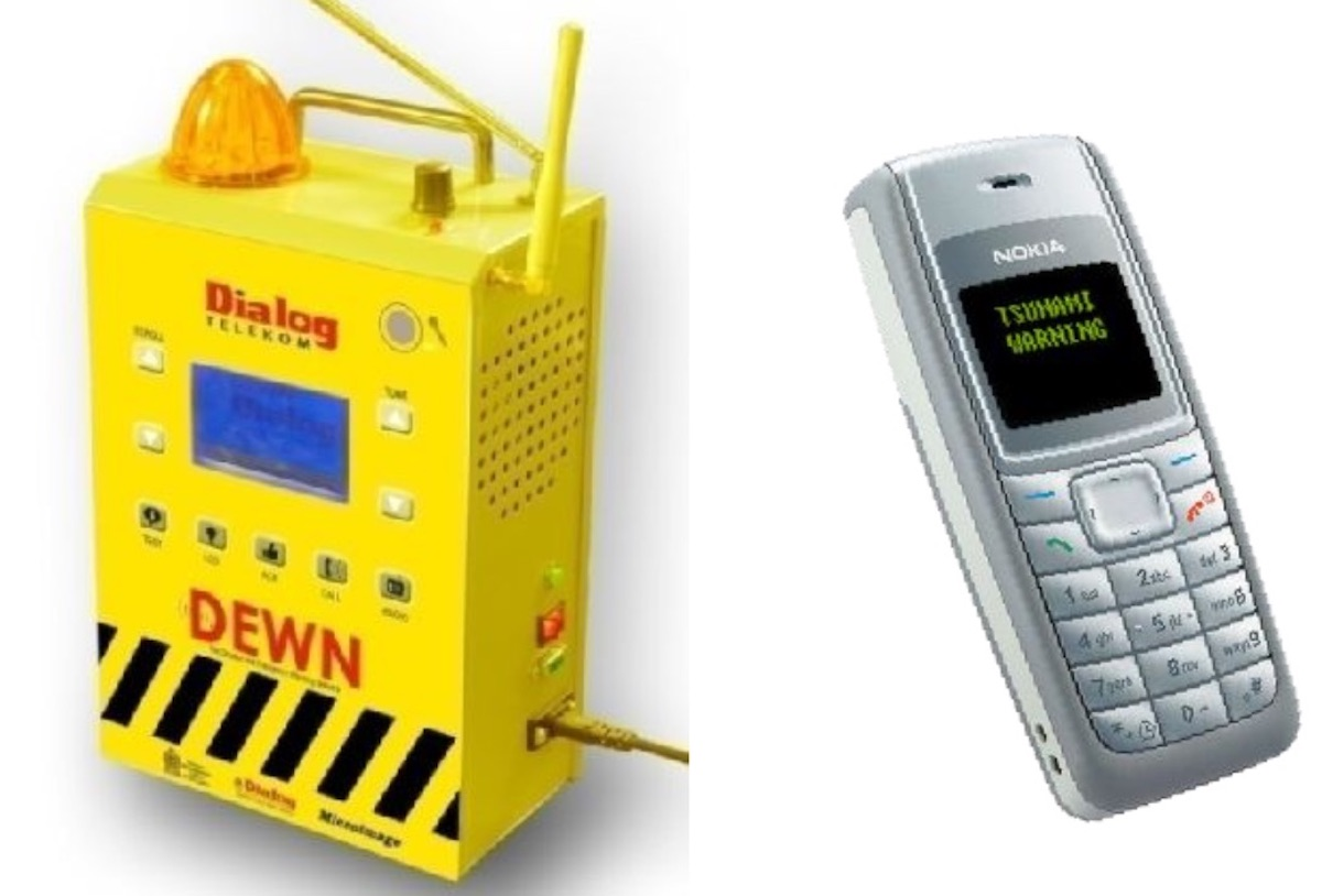DEWN Disaster and Emergency Warning Network Sri Lanka | ICT