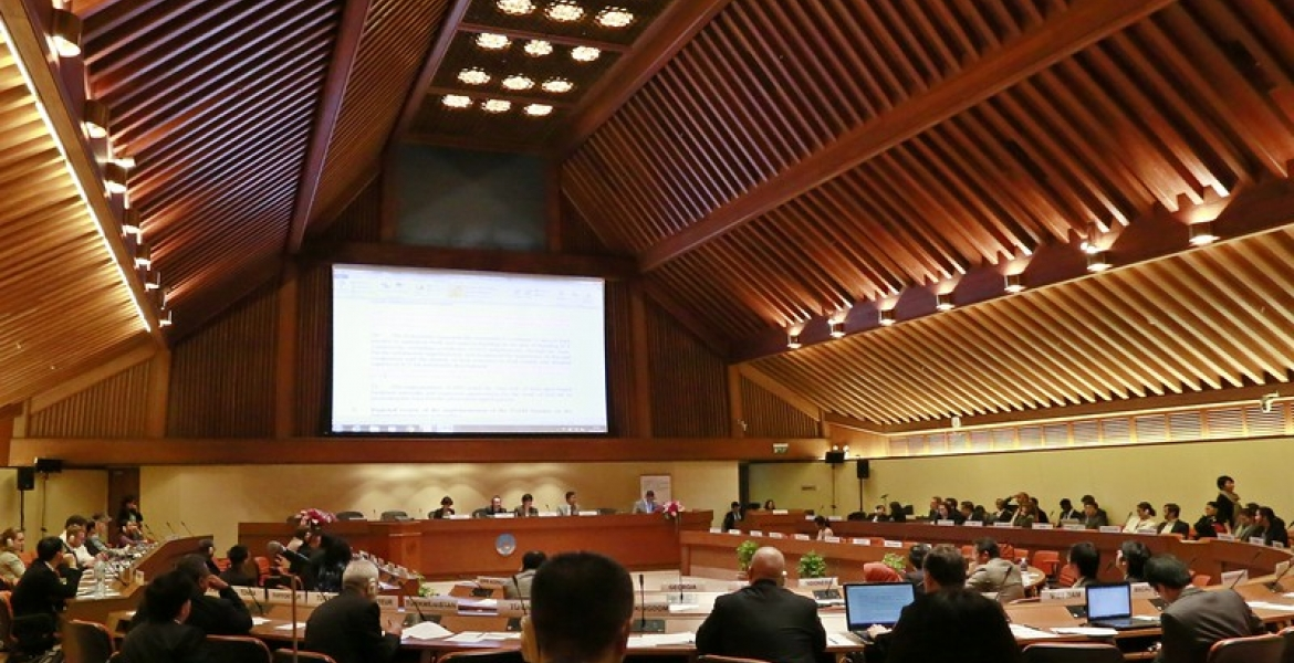 ESCAP First Session of the Committee on ICT & STI