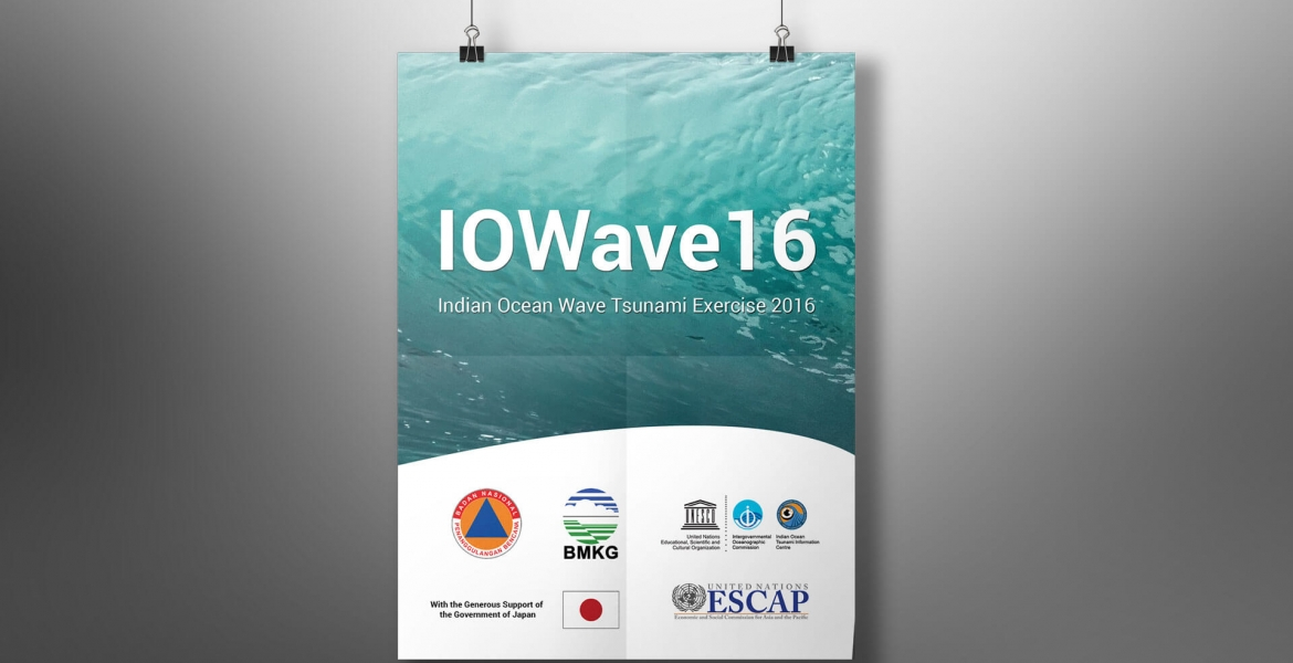 IOWave16 poster
