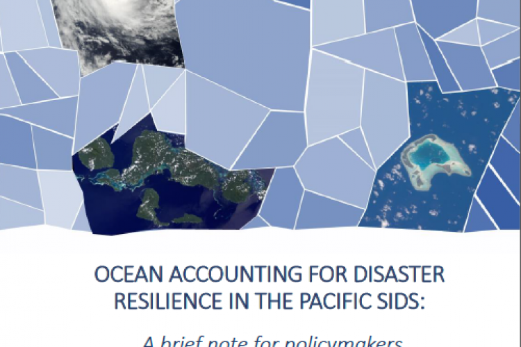 Ocean Accounting for Disaster Resilience in the Pacific Sids