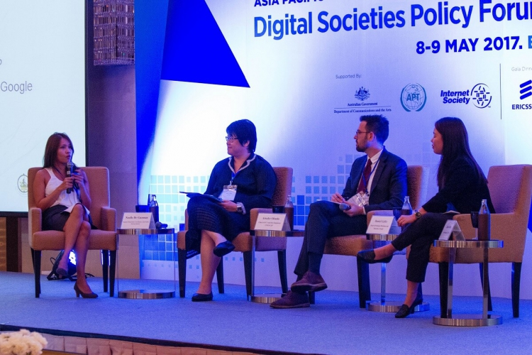 Digital Societies Policy Forum 2017