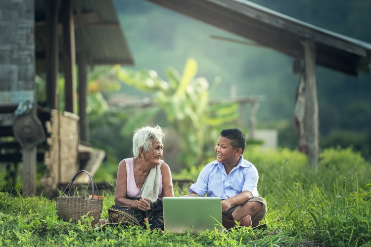 inclusive, broadband, Village, Internet, Project, Net, Pracharat, Thailand