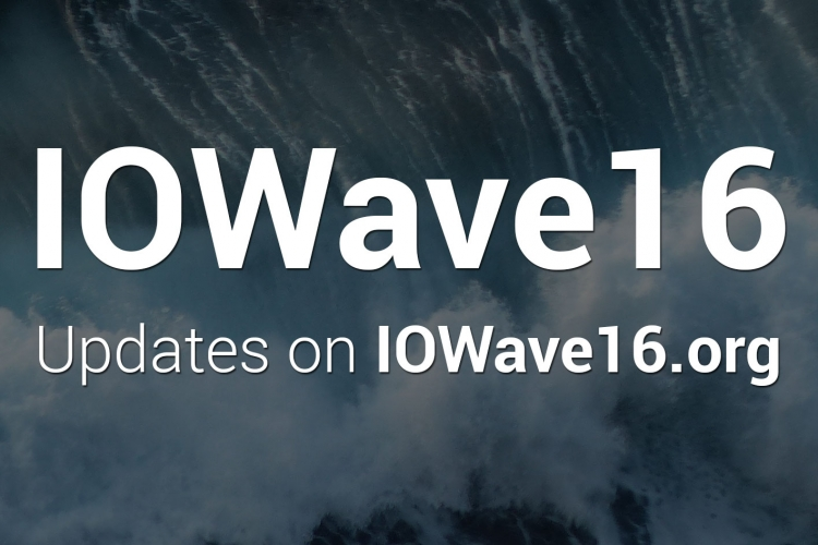 Latest updates on iowave16.org