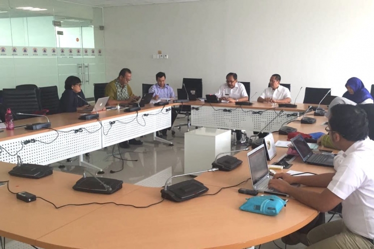 Data Consolidation Meeting in Jakarta